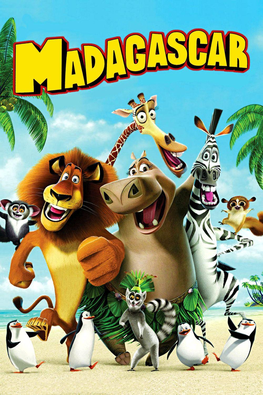 Мадагаскар Все Части по Порядку: 1-4 Смотреть Онлайн Бесплатно в Хорошем Качестве 720-1080 HD на Русском Языке